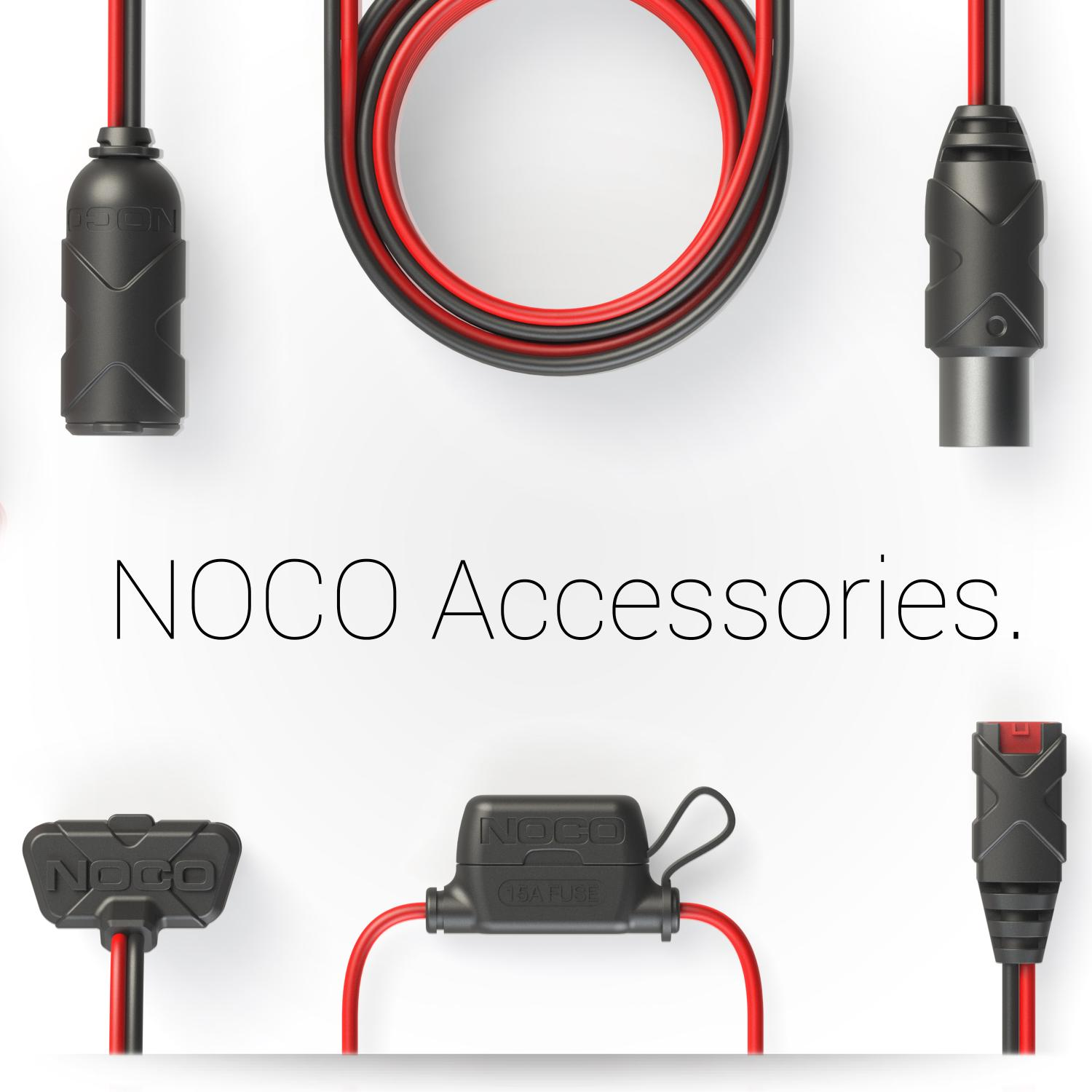 Noco Accessories Kabel Power Adaptor Charger Laptop 3 Lubang