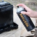 NOCO E1009 Black Battery Reconditioned Paint Application