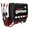 NOCO Genius GEN4 4-Bank 40 Amp Waterproof On-Board Marine Battery Charger