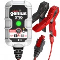 NOCO Genius G750 6V/12V Portable Automatic Car Battery Trickle Charger Maintainer