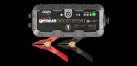 NOCO Genius Boost GB20 Portable Lithium Battery Car Jump Starter Booster Pack For Jump Starting
