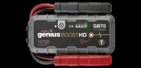 NOCO Genius Boost GB70 Portable Lithium Battery Car Jump Starter Booster Pack For Jump Starting Gas and Diesel