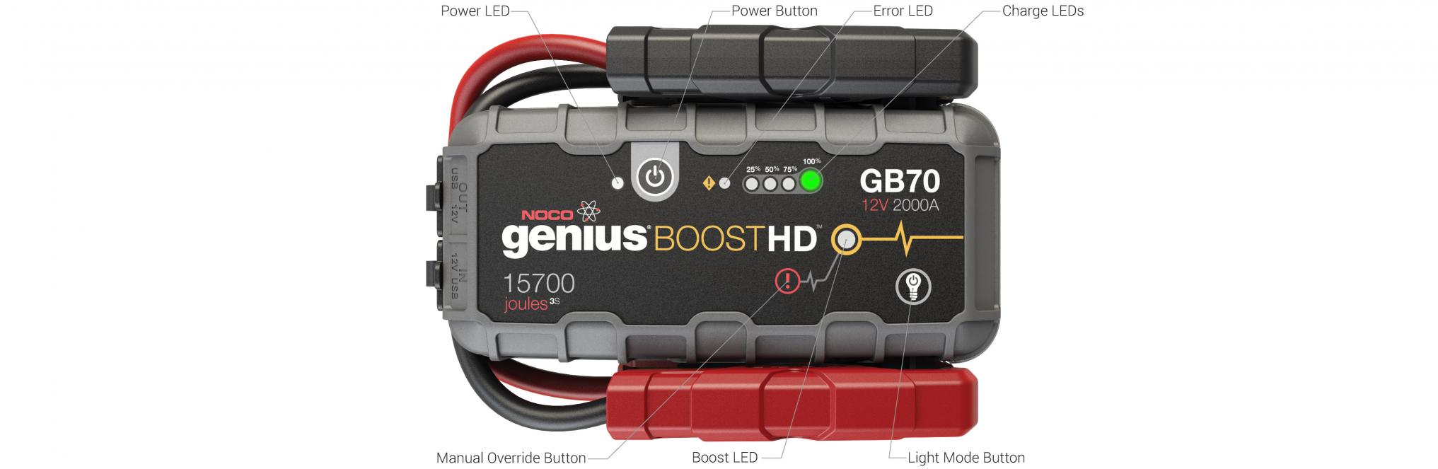 Noco Genius Battery Booster Gb70 12v 2000a Manual Guide