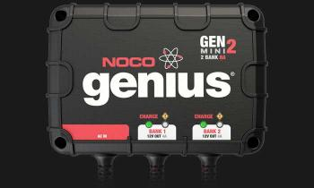 Gen products at Walmart, Walmart, noco on-board battery chargers