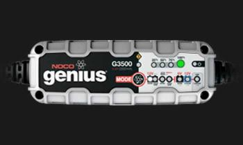Genius products at Canadian Tire, Canadian Tire, noco multi-purpose battery chargers